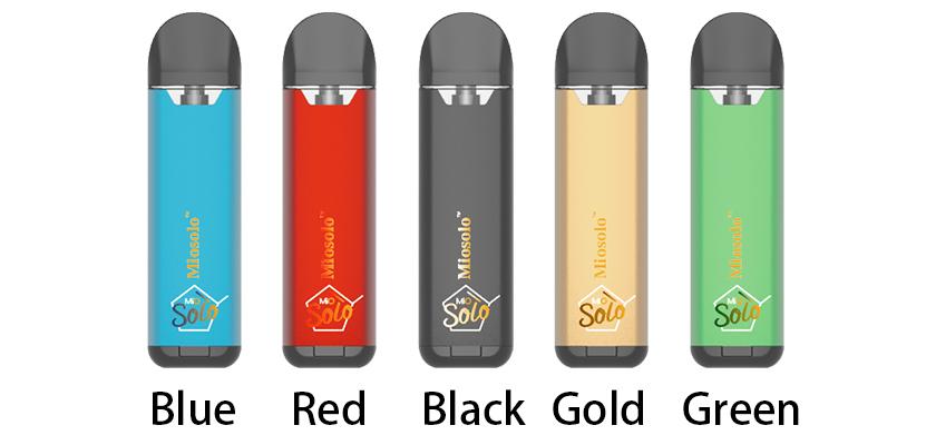 MIO SOLO Starter Kit Full Colors
