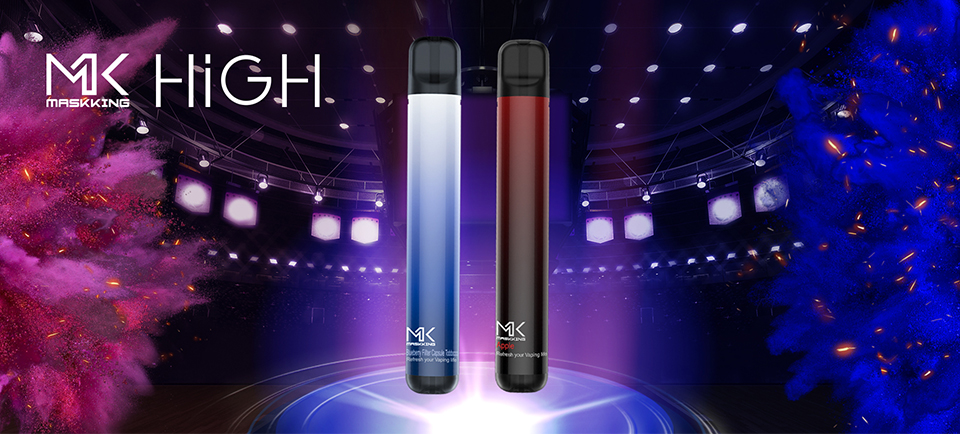 Maskking High Pod Kit Features 1