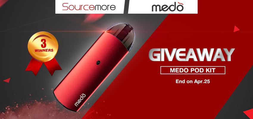 Medo Pod Kit Giveaway