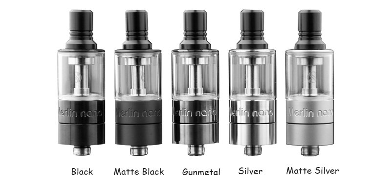 Merlin Nano RTA 5colors