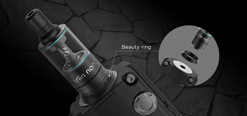 Merlin Nano RTA Vape Tank Ring