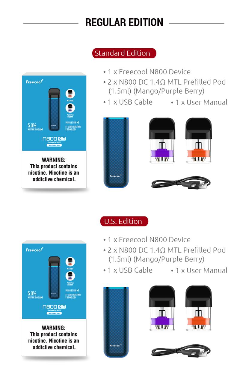 N800 Pod Starter Kit Package1