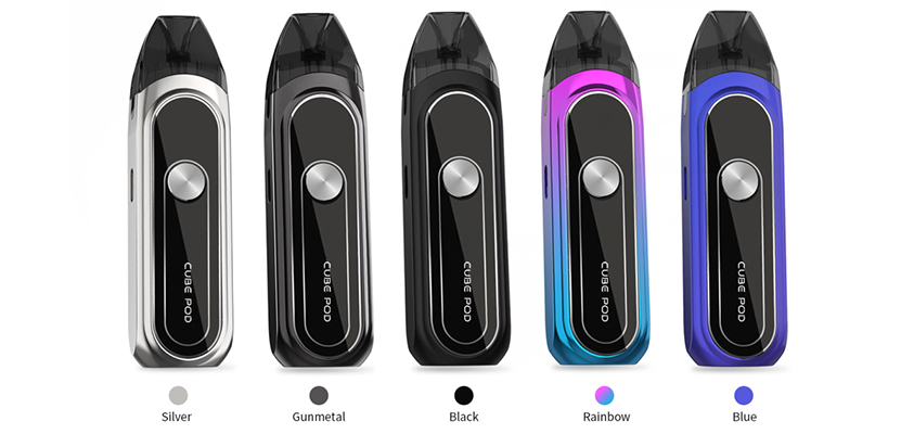 OBS CUBE Pod Kit Colors