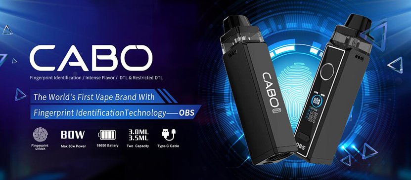 OBS Cabo Pod Kit Feature 1