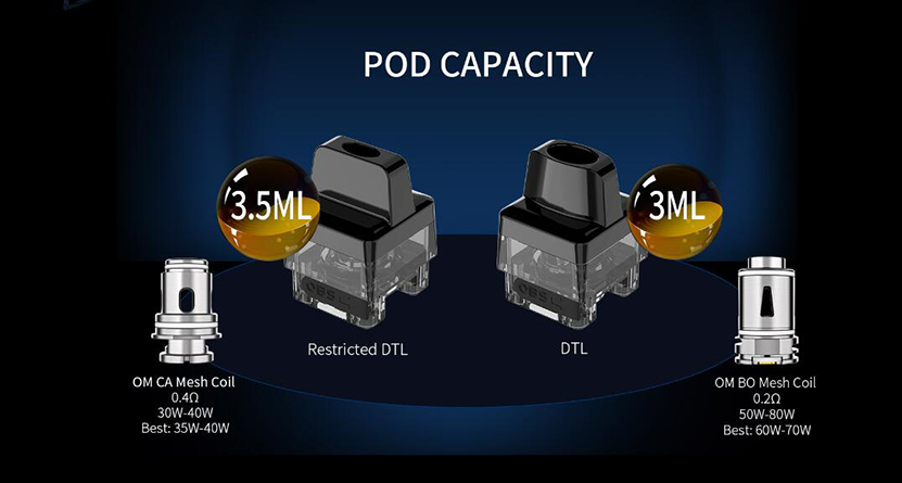 OBS Cabo Pod Kit Feature 10