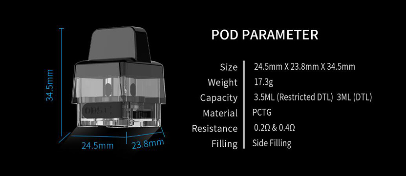 OBS Cabo Pod Kit Feature 11