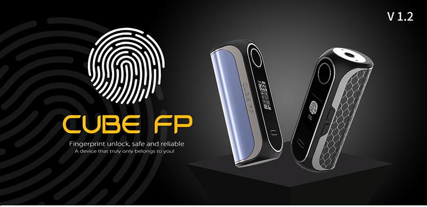 Cube FP Box Mod Fingerprint Unlock