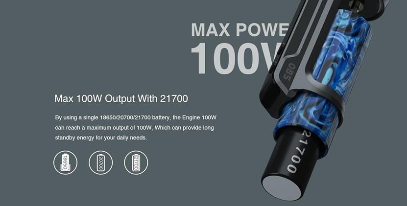 OBS Engine Kit 100W max