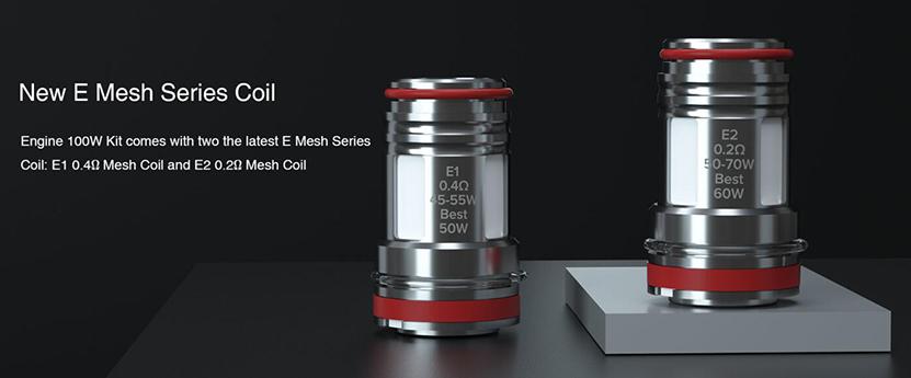 OBS Engine 100W Kit E Mesh Coil