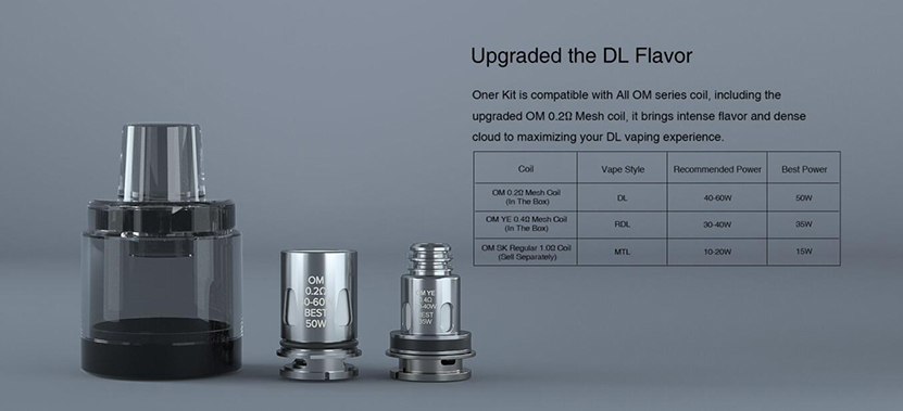 OBS Oner Kit Feature 5
