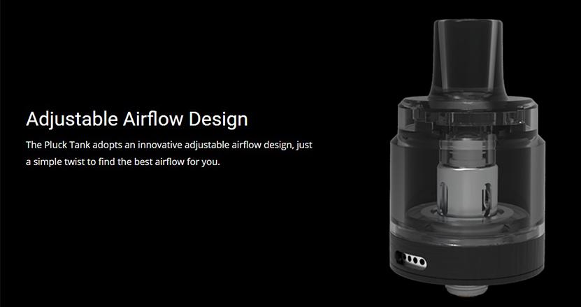 OBS Pluck Kit Airflow
