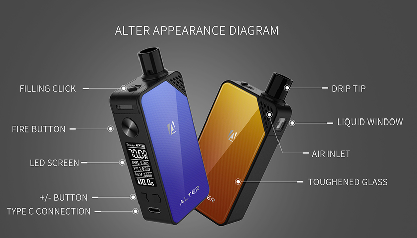 OBS Alter Pod System Kit Component