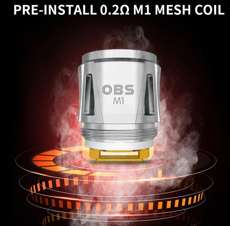 OBS Cube Kit Resin Version Features 10