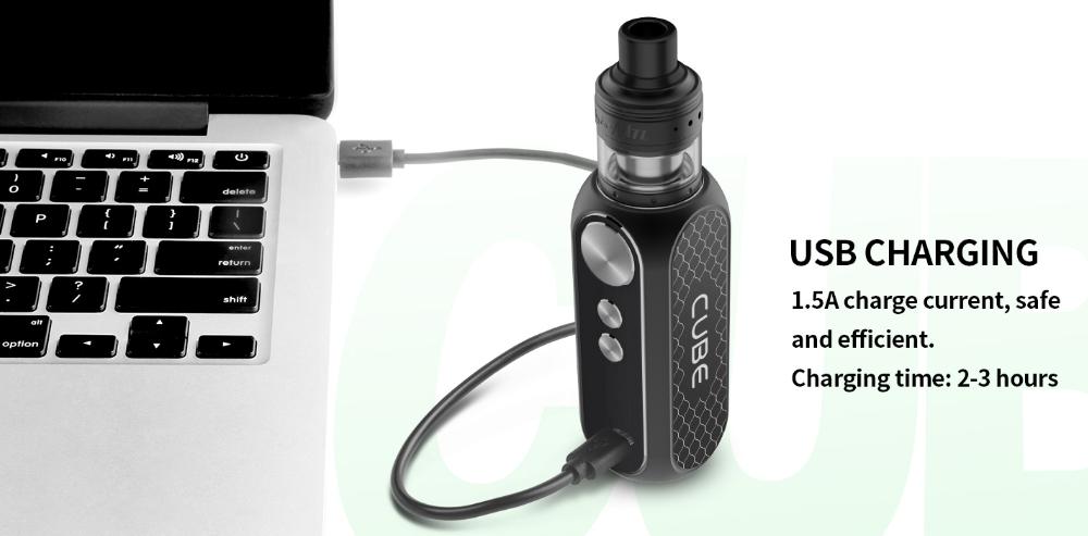 OBS Cube MTL Kit Charging