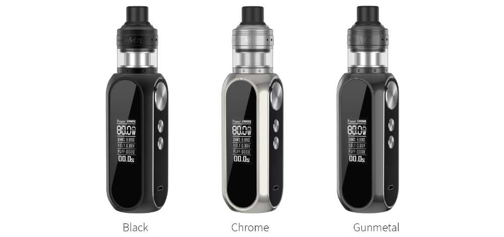 OBS Cube MTL Kit Colors