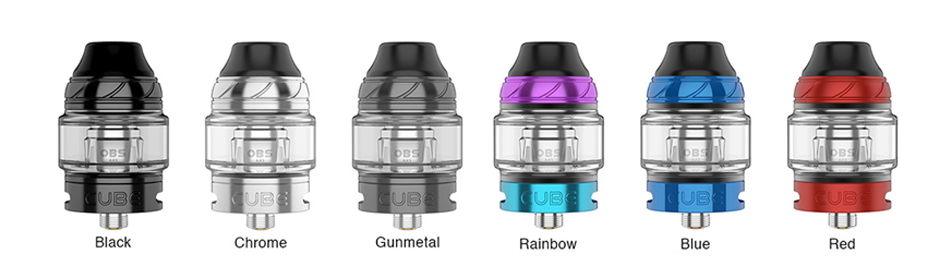 OBS Cube Tank Colors