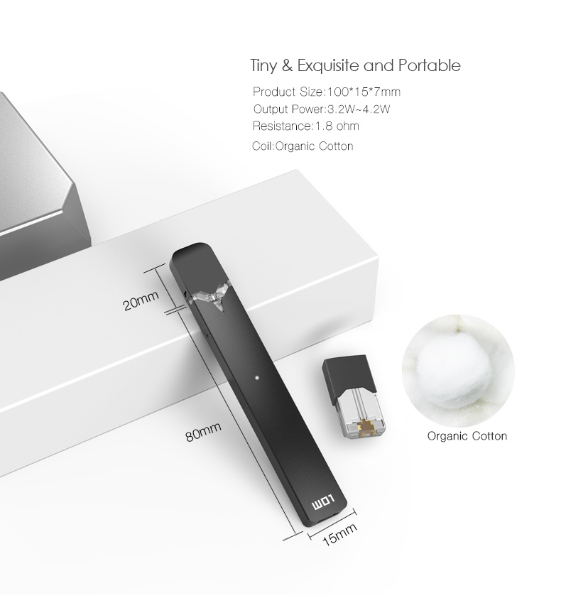 OVNS W01 Pod Vape Kit