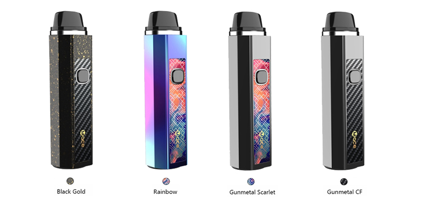 OneVape Mace80 Pod Kit Colors