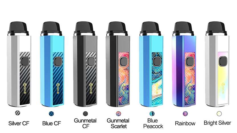 OneVape Mace 55 Pod Kit Full Colors