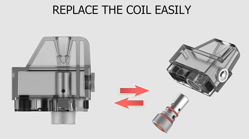 Onevape Golden Ratio Pod Cartridge Replaceable Coil