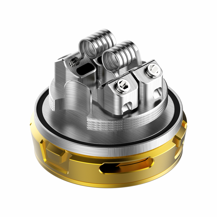 Oumier Bulk 28mm RTA Postless Deck