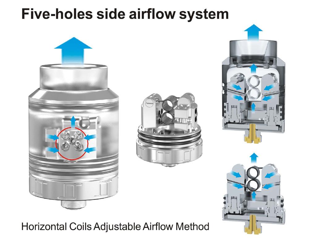 VLS RDA Atomzier Features 3