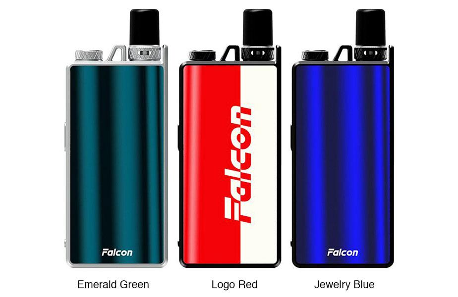 Ovanty Falcon Pod System Colors
