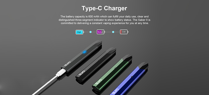 Ovns Saber 2 Kit charger