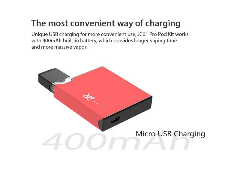 Ovns JC01 Pro Starter Kit Battery