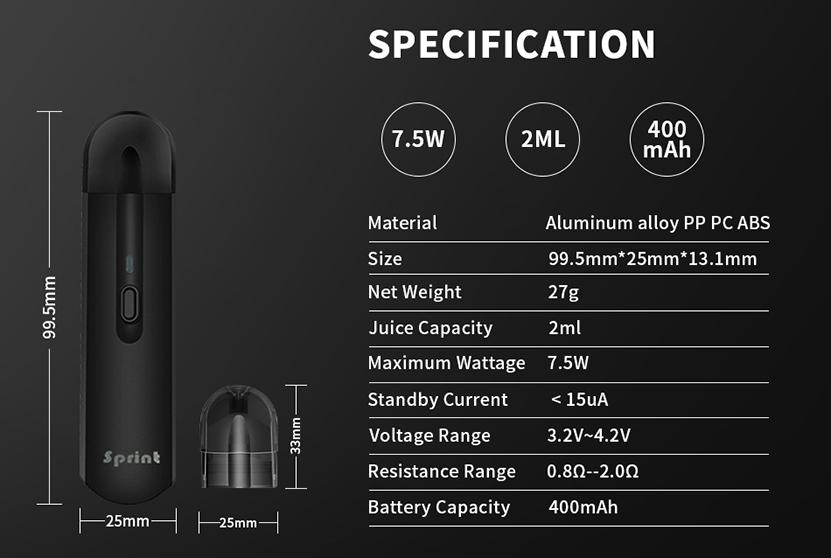 PILLAR Sprint Pod Kit Feature 10