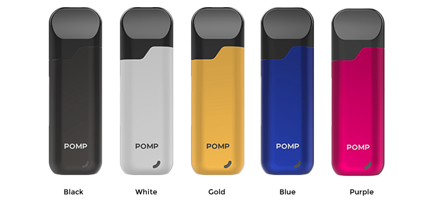 POMP Patron Pod Starter Kit Colors