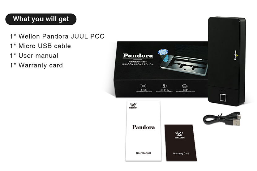 Pandora JULL PCC Package