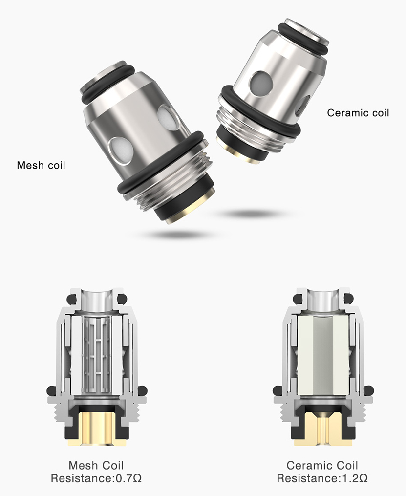 Phiness HUB Pod Coil