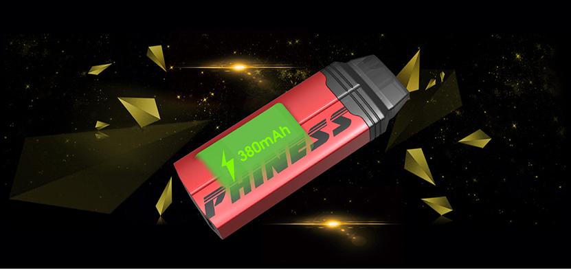 Phiness Shaka Pod System 380mAh
