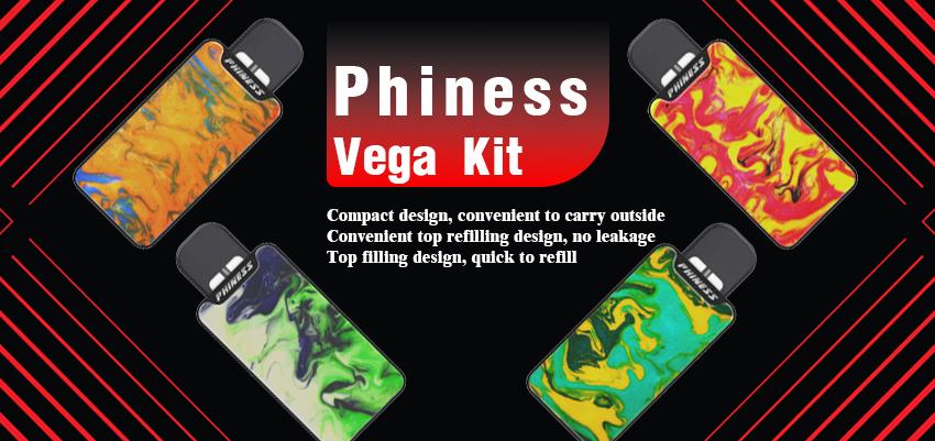 Phiness Vega Kit Banner