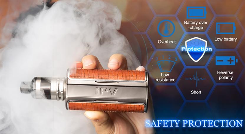 Pioneer4You iPV V200 Mod protection
