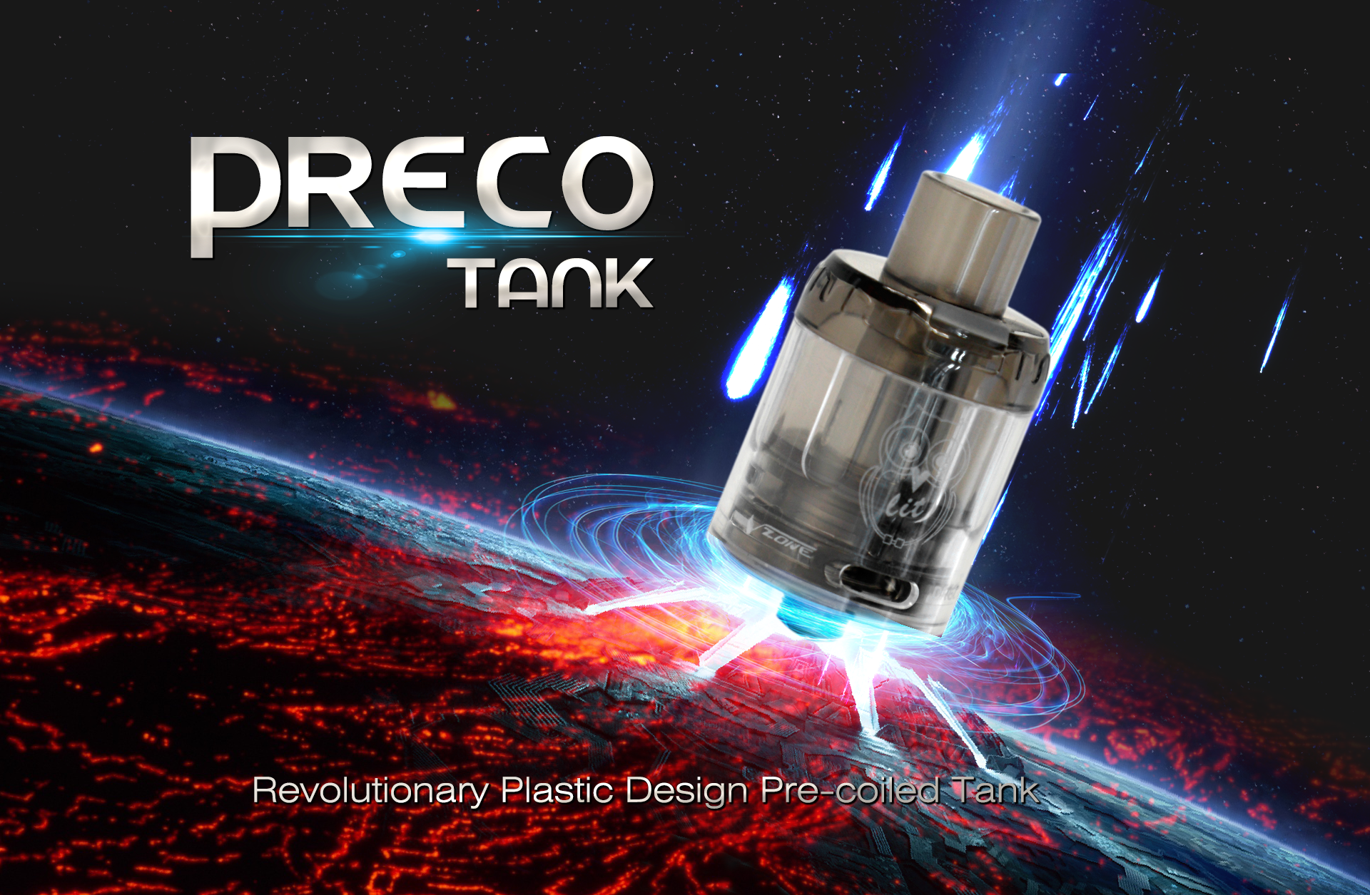 Preco Sub Ohm Tank Features 01