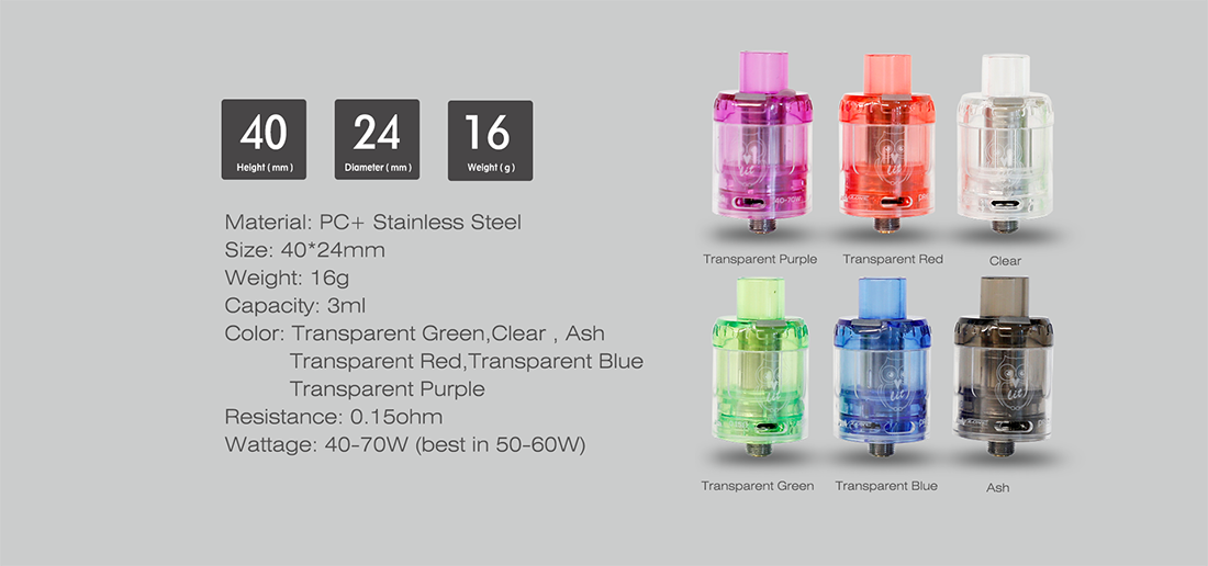 Preco Sub Ohm Tank Features 05