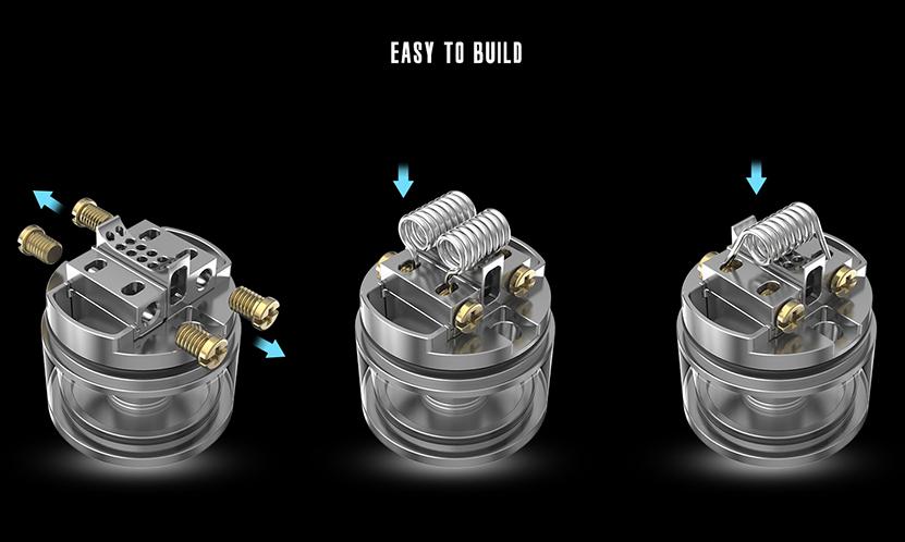 Pyro V3 RDTA Build