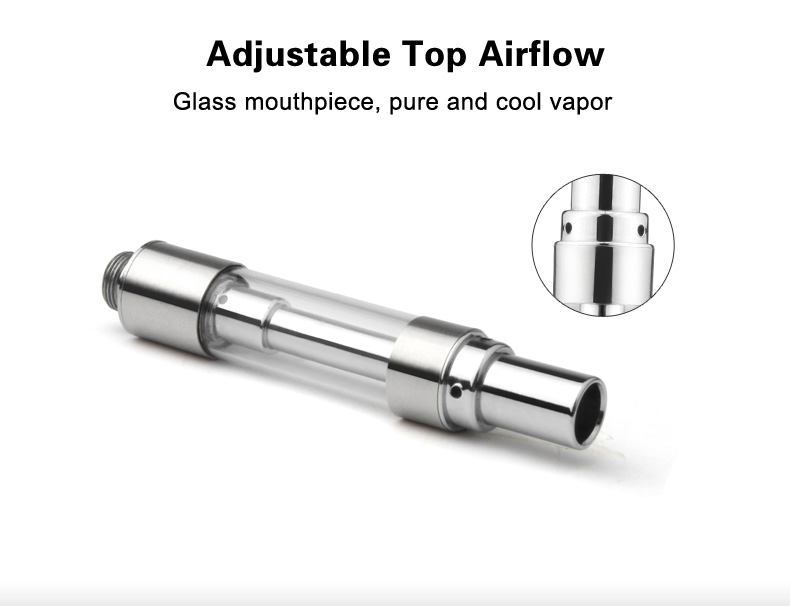 Q-cell VE12 Cartridge airflow