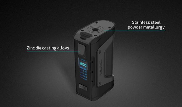 GeekVape Aegis Legend 200W Box Mod Features 4