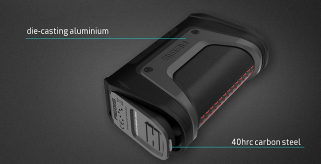 Geekvape aegis legend 200W Features 3