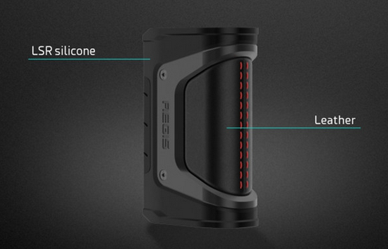 GeekVape Aegis Legend 200W Box Mod Features 2