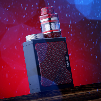 Aleader Funky 80W Vape Kit Real Shot