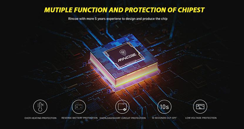Jellybox Mini 80W Mod chipset