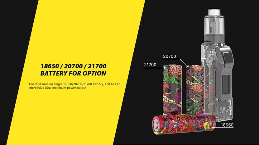 Rincoe Jellybox Mini Kit Feature 3