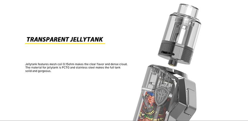 Rincoe Jellybox Mini Kit Feature 6