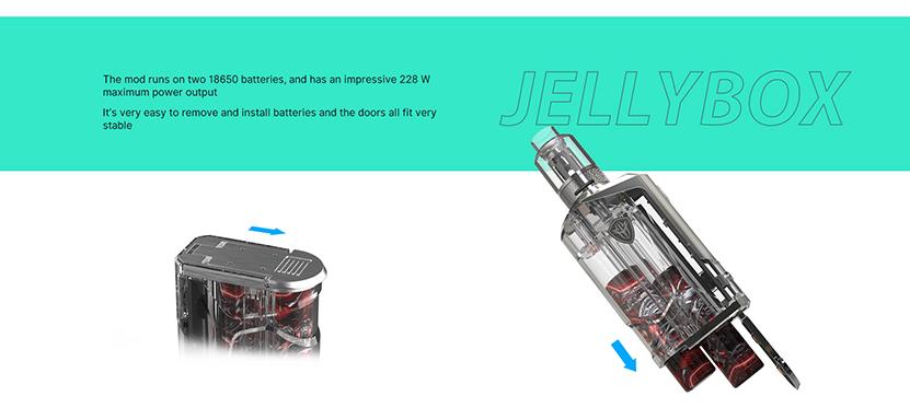 Jellybox Box Mod Feature 2