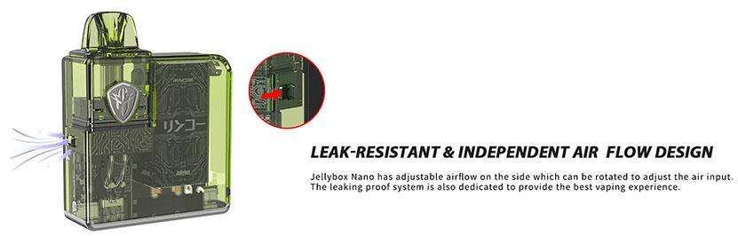Rincoe Jellybox Nano Kit Feature 1