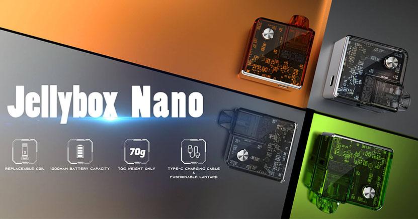 Rincoe Jellybox Nano Kit Feature 2